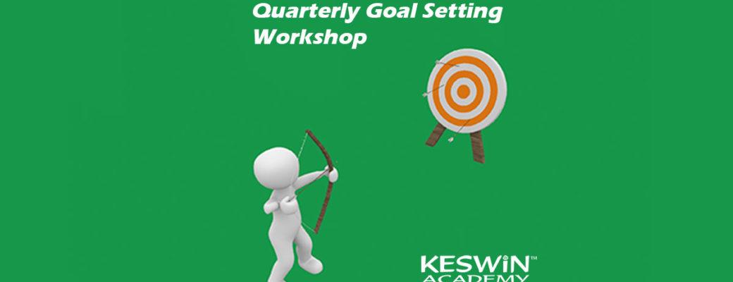 Goal Setting Workshop KESWiN Academy