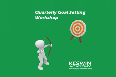 Goal Setting Workshop KESWiN Academy