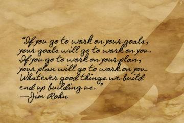 Personal Development Quote Jim Rohn