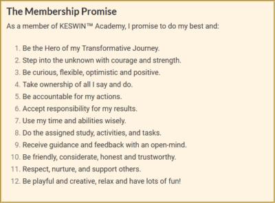 Membership Promise