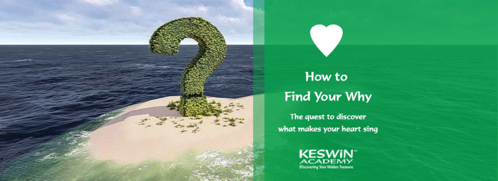 Find Your Why KESWiN Academy