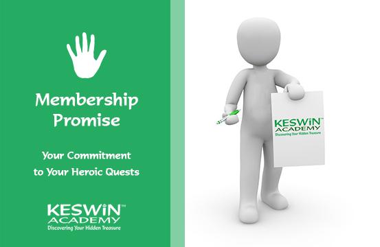 KESWiN Academy Membership Promise