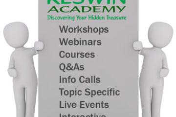Events KESWiN Academy