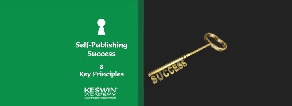 key principles of self-publishing